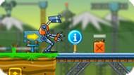 Игра Живые Роботы