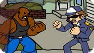 Игра Драка с полицией — для мальчиков