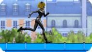 Игра Леди Баг и Супер Кот бегалка