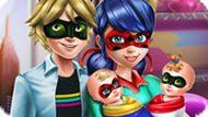 Игра Леди Баг и Супер Кот: дети