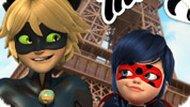 Игра Леди Баг и Супер Кот: головоломки