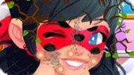 Игра Леди Баг и Супер Кот Макияж