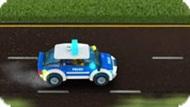 Игра Лего Полиция Погоня
