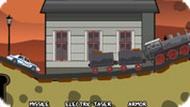 Игра Полиция 7: Поезда