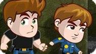 Игра Полиция на двоих