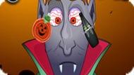 Игра Дракула 6: Лечение глаз