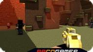 Игра Майнкрафт стрелялка 3D — Pixel Warfare 4