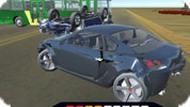 Игра Призрачный гонщик 3D — Offroader V5