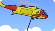 Игра Спасательный Вертолет