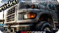 Игра Водитель грузовика: Опасная дорога 3D