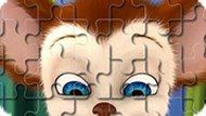 Игра Барбоскины: Пазл Малыш