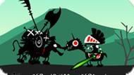 Игра Бой Рыцарей