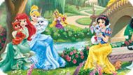 Игра Принцессы Диснея: Веселый замок