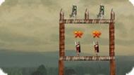 Игра Катапульта и Замок