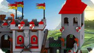 Игра Лего Замок