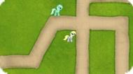 Игра Пони: Защита Замка Кантерлот