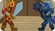 Игра Рыцарь и Самурай