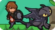 Игра Как приручить дракона: Бродилка на двоих