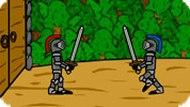 Игра Рыцари Синие Против Красных