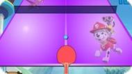 Игра Щенячий Патруль 10: Настольный теннис