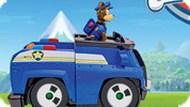 Игра Щенячий Патруль Гонки на машинах — для мальчиков