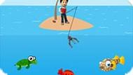 Игра Щенячий патруль на рыбалке