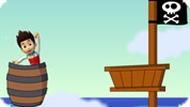 Игра Щенячий патруль: Пираты