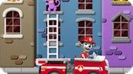 Игра Щенячий патруль: Пожарные