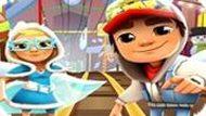 Игра Сабвей Серф 10: Зимние Праздники
