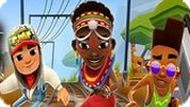 Игра Сабвей Серф 3: Кения