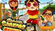 Игра Сабвей Серф: Для Маленьких Детей