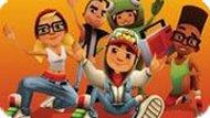Игра Сабвей Серф: Джейк И Друзья