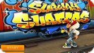 Игра Сабвей Серф: Граффити Джейка