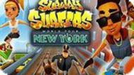 Игра Сабвей Серф: Хулиганы В Нью-Йорке