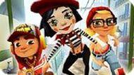Игра Сабвей Серф: Париж — Для Девочек