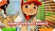 Игра Сабвей Серф: Собирать Шарики
