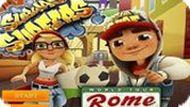 Игра Сабвей Серф: В Риме