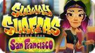 Игра Сабвей Серф: В Сан-Франциско
