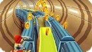 Игра Сабвей Серферы: Трики В Метро