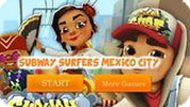 Игра Subway Surfers: Мехико