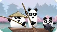 Игра 3 Панды В Японии