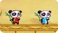 Игра 3 Панды 7: В Пустыне