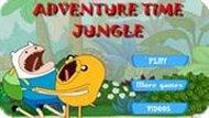Игра Бродилка Время Приключений 3: Джунгли