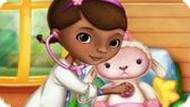 Игра Доктор Плюшева 3: Лечим Лэмми