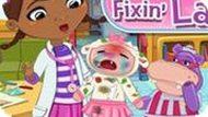 Игра Доктор Плюшева 5: Лэмми -Для Детей
