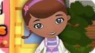 Игра Доктор Плюшева: Одевалка — Для Девочек