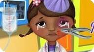 Игра Доктор Плюшева: Операция