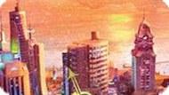 Игра Город Героев: Стрелять Шариками