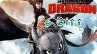 Игра Как Приручить Дракона 4: Найди Отличия