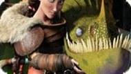 Игра Как Приручить Дракона 8: Пазл Валка